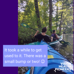 Our startups on an adventure in Spreewald