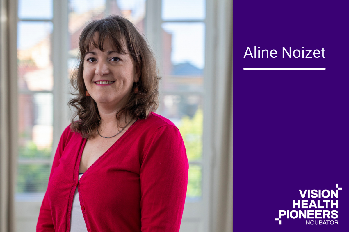 Aline Noizet, Founder of Digital Health Connector, Mentor at Vision Health Pioneers Incubator is interviewed about her expertise in networking, investing in healthcare startups and the power of international connections for startups