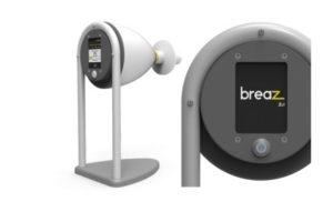 The Breaz Prototype - Breaz, startup in Vision Health Pioneers Incubator