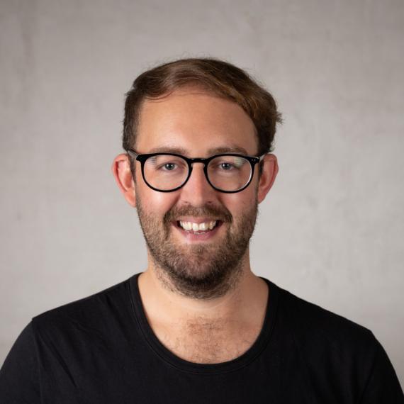 Ben V Butler, Marketing & Communications Manager